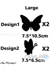 Butterfly Multi-Colors Flower Removable Decor Wall Sticker Kids Nursery Decals