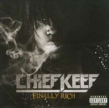 Chief Keef Finally Rich [PA](CD, Dec-2012, Interscope) RICK ROSS WIZ KHALIFA