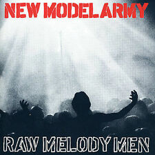Raw Melody Men by New Model Army (CD, May-1993, EMI Music Distribution)