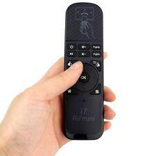 Rii Mini i7 Telecomando multimediale con mouse giroscopico per Smart TV, Mini PC