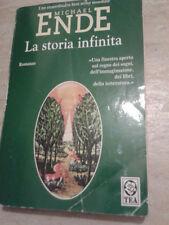 Michael Ende - LA STORIA INFINITA - 2007 - Tea