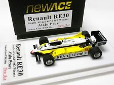 RENAULT RE30 SOUTH AFRICA GP 1982 WINNER ALAIN PROST TAMEO KIT 1/43 #TMK306