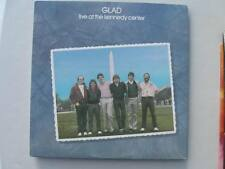 Glad LIVE AT THE KENNEDY CENTER Greentree RO3971 MINT! CCM XIAN 1984