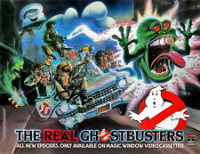 """18 Ghostbusters - American Supernatural Comedy Film Movie 18""""x14"""" Poster"""