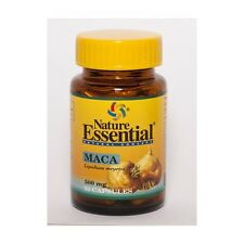 MACA 500 mg 50 capsulas -  NATURE ESSENTIAL (potenciador sexual) oferta