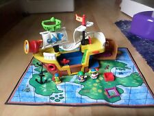 Figure Fisher-Price World of Little People L'il Pirate Ship
