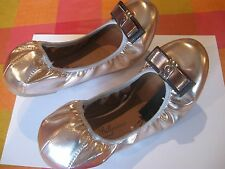 Atmosphere Copper / Gold Strectchy Ballet Style Shoes Size 6 Brand New with Tags