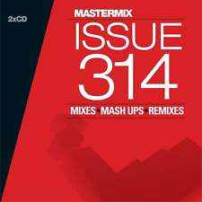 Mastermix Issue 314 Twin DJ CD Set Mixes ft New Romantics & Tom Jones Megamixes