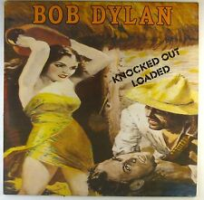 "12"" LP - Bob Dylan - Knocked Out Loaded - A3908 - washed & cleaned"