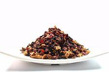 Cranberry Apple Fruit Herbal Tea Good Iced Tea loose Leaf Tea Caffeine Free 1 LB