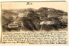 24671 PC Postcard HONG KONG The Peak 1902 AK Hong Kong Villen am Berg