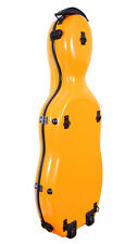 Tonareli Viola Case with wheels  - locks and keys - ORANGE