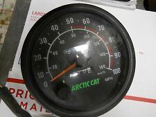 1999 ARCTIC CAT ZR 500: MECHANICAL SPEEDOMETER 4284 miles