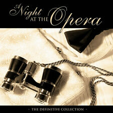 A Night At The Opera Music Theme Tunes Songs 2 CD