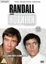 RANDALL AND HOPKIRK (Deceased)  Complete Series,  8-Disc Set  New   Fast  Post