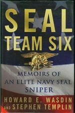 USN-Special Forces-Training-SEAL Team Six-Desert Storm-Somalia-Memoirs-Wasdin!
