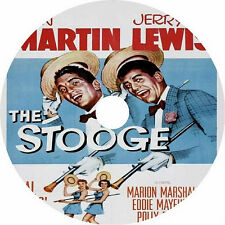 The Stooge (1952) Dean Martin Jerry Lewis Polly Bergen V Rare