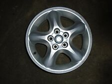 "NICE USED FIVE HOLE 2003-2007 FORD TAURUS  OEM 16"" ALLOY WHEEL WITH CENTER CAP"