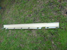 Mercedes W221 S400 S550 Rocker Panel Moulding Driver/ Left Side Genuine