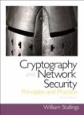 Cryptography and Network Security: Principles and Practices 6e Int'l Edition