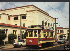 American Transport Postcard - Historic Trolleys of San Francisco  A8030