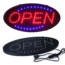 Neon Lights LED Animated Open Sign Customers Attractive Sign Store Shop Sign US