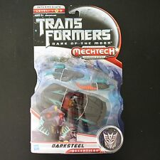 Transformers Dark Of The Moon DOTM Darksteel Deluxe Figure Mechtech by Hasbro