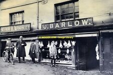 rp13293 - Butcher Shop , Northwich , Cheshire - photo 6x4