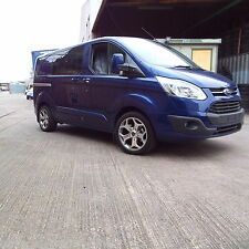 "18"" Gun Metal Alloy Wheels Tyres 2554518 Ford Transit Van Rated ST 2000 to 2013"