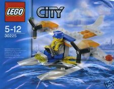 LEGO CITY Küstenwache Flieger 30225 Exklusiv Set coast guard
