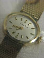 10K GOLD FILLED MATHEY-TISSOT LADIES MECHANICAL WATCH
