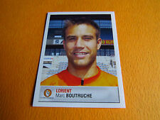 N°146 BOUTRUCHE FC LORIENT MOUSTOIR MERLUS PANINI FOOTBALL FOOT 2007 2006-2007