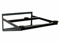 Rega Turntable Wall Shelf in black fits all Rega turntables