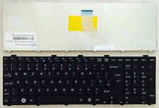 Fujitsu Lifebook AH530 AH531 NH751 A512 AH512 Series UK KEYBOARD BLACK