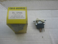Cole Hersee 57001 Rocker Switch, 2 position, Momentary, SPST, Day Signal, NOS!