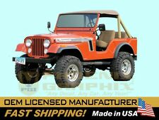 1975 Jeep Renegade CJ5 Decals & Stripes Kit