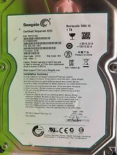 1 TB 1000 GB Seagate ST31000528AS | P/N 9SL154-881   | CC46 | disco rigido