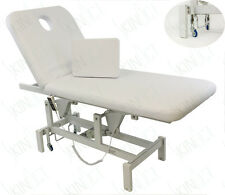 Opal Electric Salon Facial Massage Waxing Treatment Table Bed Chair with Wheels