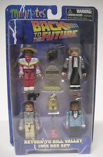 Minimates Back to the Future 1955 Return to Hill Valley Box Set Minifigs NEW NIP