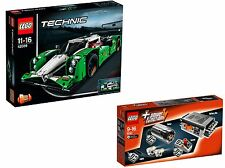 LEGO® Technic 42039+8293 24 Hours Race Car+Power Funct Motor Set NEU 2nd choice