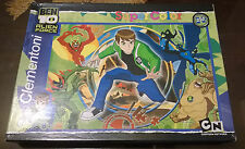 "Gioco Di Societa/Puzzle "" BEN 10 ALIEN FORCE "" 250 Pezzi/Clementoni/Super Color"