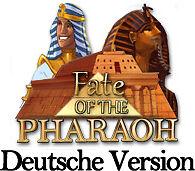 FATE OF THE PHARAOH *PC-SPIEL* Deutsche Version