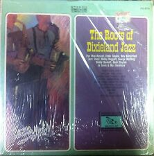 Various Artists The Roots Of Dixieland 10 Track Vinyl LP