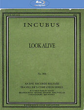 INCUBUS Look Alive BLU-RAY BRAND NEW