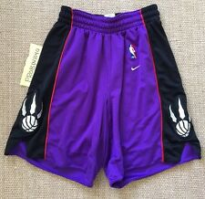 Vintage Nike Authentic Toronto Raptors Jersey Shorts 32 Mitchell Ness Vince