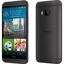 "5"" Unlocked HTC One M9 32GB 20MP Quad-core Android OS Smartphone 4G LTE Gray"