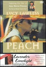 Lucy Lawless Peach And A Bitter Song (FS DVD) Lesbians in Film - Xena Princess