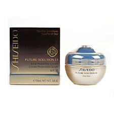 SHISEIDO FUTURE SOLUTION LX 50ML DAYTIME GENEPOWER TOTAL PROTECTIVE CREAM SPF15