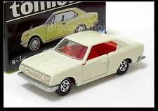 TOMICA BLACK BOX #2 TOYOTA CORONA MARK II 1900 HT.SL 1/62 TOMY  ( BOX OLD)