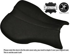 GRIP CARBON BLACK DS ST CUSTOM FITS TRIUMPH DAYTONA 675 06-12 FRONT SEAT COVER